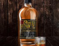 Label whiskey