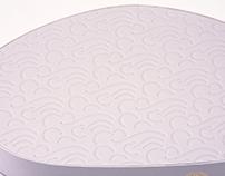 Otsuchi-sashiko miyabi kit box