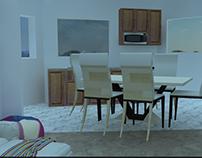 3D interiors- Google Sketch u and rendering plugins