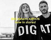 DIG Athens AW 15-16
