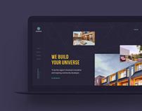 Constario | Branding & Website