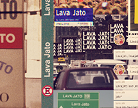 """Lava jato"" everywhere"