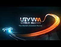 """Channel Brandingfor """"UTV World Movies"""""""