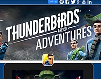 Thunderbirds UI