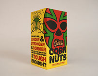 Corn Nuts Packaging Redesign