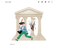 "NYT - ""I quit my bank. Am I saving the world?"""