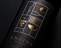 Engine Rooms Visual identity