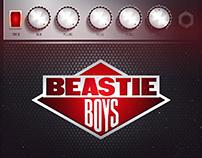 beastie boys amplifier fan art