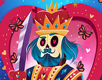 King of Hearts -Playing arts contest-