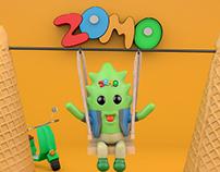 zomo 3d ads