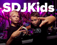 Сайт школы диджеев SDJKids