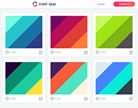 Color App - Fun Project
