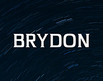 Brydon - Free Serif Font