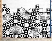 La Petxina Mural