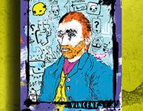 Shtakorz Poster #14 - Vincent Van Gogh -