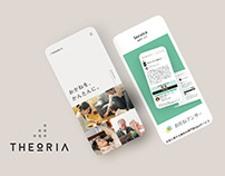 Theoria, Inc. Corporate Site
