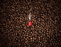 Nescafe, The Natural Coffee Aroma