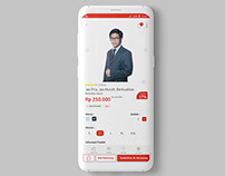 Product Page in mobile apps