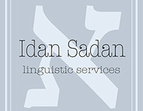 CORPORATE IMAGE FOR LINGUISTIC SERVICES