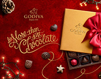 "Godiva - ""It's More Than Just Chocolate"""