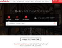 testbankster.com Website Design Project