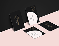 Business Card for Peter Ferenczi Hair Artist