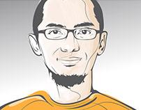 vector vexel - Pak Bramantya