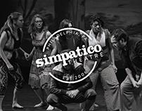 Simpatico Theatre Project - Rebranding