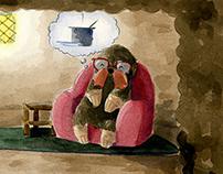Gizmo Granny Illustrations Part 2