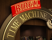 BRILL time machine Event