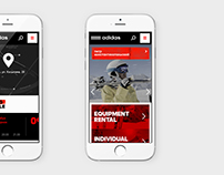 Adidas skibase adaptive website