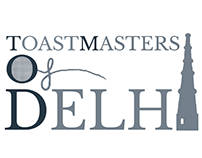 Logo Design for Toastmasters Of Delhi