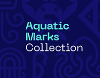 Aquatic marks collection
