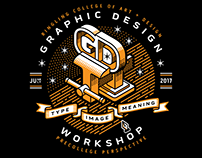 Graphic Design Workshop - Precollege 2017
