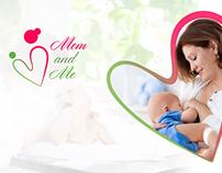 kids and mom logo