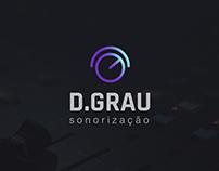 Logo D.Grau Sonorização