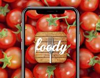 Foody app | UI/UX Design