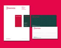 Bomista branding