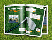 Revista Golf Entrepinos