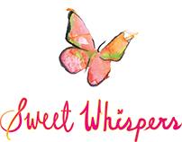 Sweet Whispers Branding