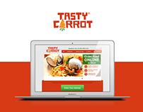 Tasty Carrot, UI & UX