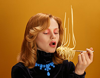Sleepwalking - Vogue Italia