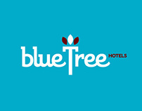 Branding [BLUE TREE HOTELS]