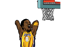 nba & sports illustration