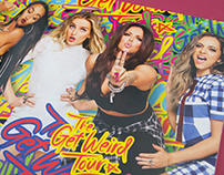 Little Mix 2016 Tour Programme & Merchandise