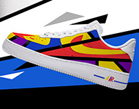 Nike Air Force 1 | Visual concept