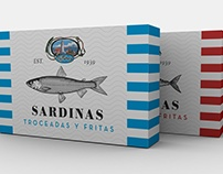 Packaging Conservas La Farola ( Conservera de Tarifa)