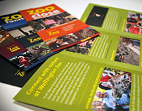 Wellington Zoo Brochures