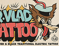Sr.VladTattoo Flash T-Shirt Project vol1.