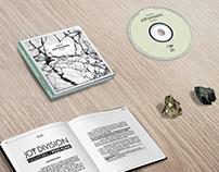 DG I . CD edición de lujo     JOY DIVISION